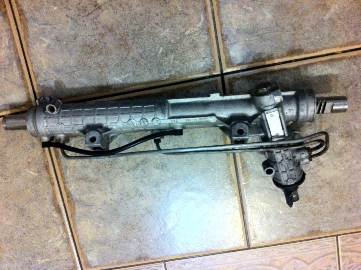 Bmw e36 рулевая рейка ремонт своими руками 61